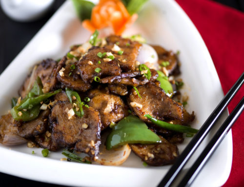 A Few Popular Chinese Cooking Methods