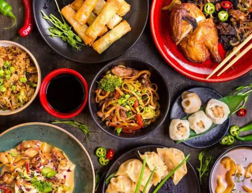 A Look into the Ideal Chinese New Year Menu