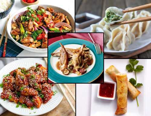 A Few Chinese Foods That Aren't Chowmein