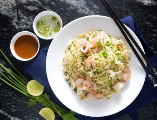 What Are the Health Benefits of Rice Noodles?