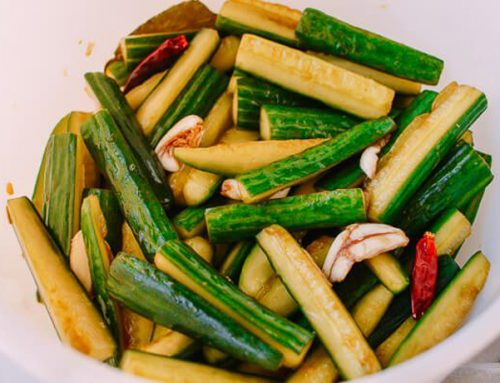 A List of Popular Chinese Pickles