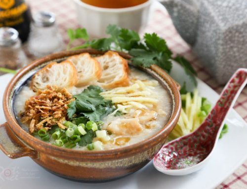 The Chinese Comfort Food Congee