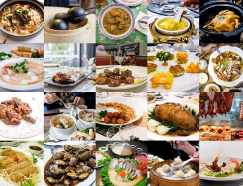 China's Top Food Cities